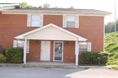 Maynardville, Andersonville, Powder Springs, Sharps Chapel, Speedwell, Washburn Condo/Townhouse For Sale: 285 Main St