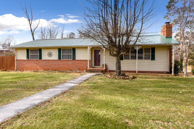 Maryville Single Family Home For Sale: 503 Fairview Blvd