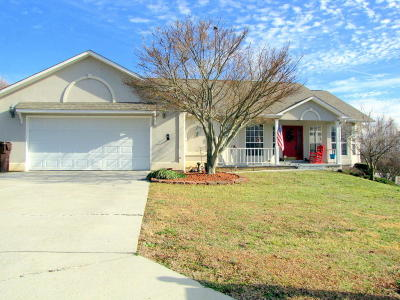 Madisonville Single Family Home For Sale: 127 Highland Drive