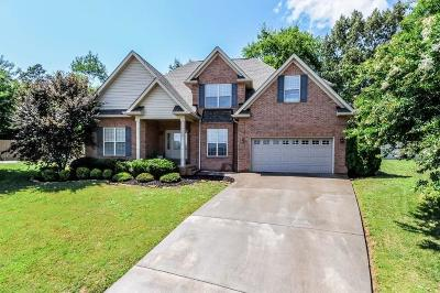 Blount County, Loudon County, Monroe County Single Family Home For Sale: 2234 Ivy Ridge Lane
