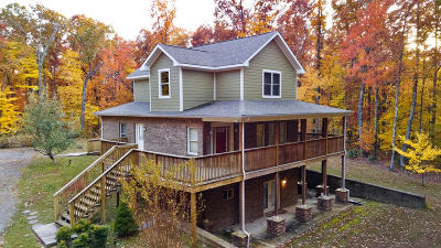 Single Family Home For Sale: 853 Sawmill Rd