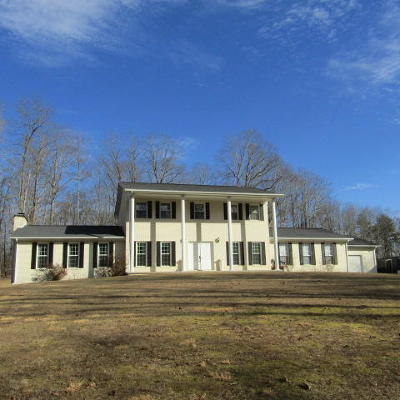 Caryville Single Family Home For Sale: 506 Lake Rd