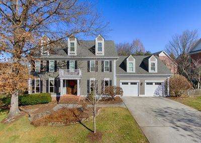 Knoxville Single Family Home For Sale: 7323 Wheatfield Place