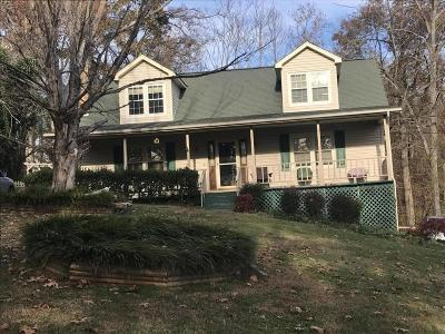 Hamblen County Single Family Home For Sale: 7326 Circle Point Drive