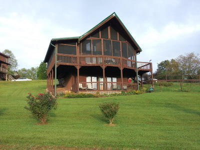 Sevier County Single Family Home For Sale: 3409 Cherokee Ridge Way