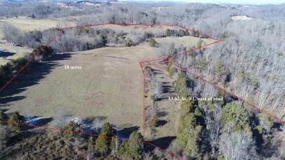 New Tazewell Residential Lots & Land For Sale: Minton Rd