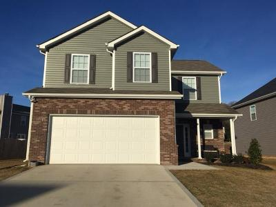 Maryville Single Family Home For Sale: 631 Trainmaster Drive