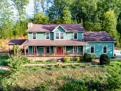 Tellico Plains Single Family Home For Sale: 105 Stonehenge Lane