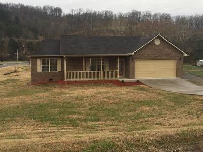 New Tazewell TN Single Family Home Sold: $140,500