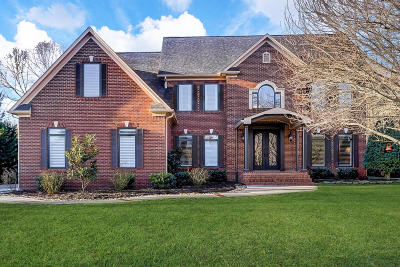 Knoxville Single Family Home For Sale: 723 Cabot Drive
