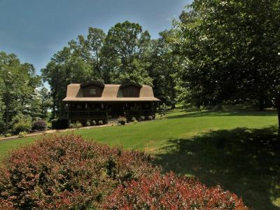 Madisonville Single Family Home For Sale: 121 Stephens Rd.