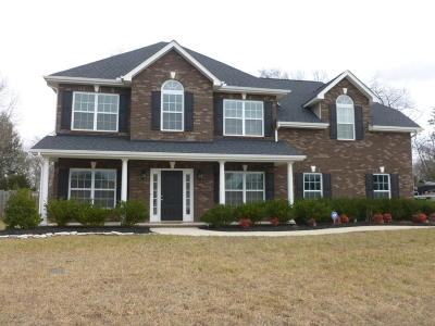 Maryville Single Family Home For Sale: 2807 Daventry Drive