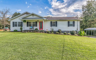 Clinton Single Family Home For Sale: 3798 Dutch Valley Rd