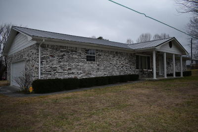 Tazewell Single Family Home For Sale: 1808 Cave Springs Rd