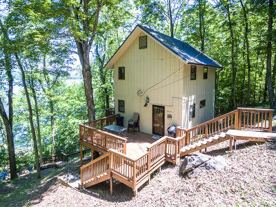 Single Family Home For Sale: 628 Cool Branch Rd