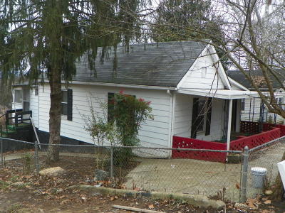 Knoxville Single Family Home For Sale: 2842 Nichols Ave