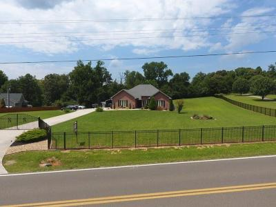 Tellico Plains Single Family Home For Sale: 960 Mecca Pike