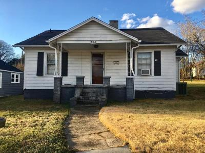 Single Family Home For Sale: 702 Church St