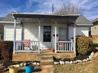 Single Family Home For Sale: 808 Summer St