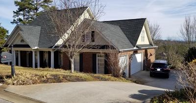 Knoxville Single Family Home For Sale: 8930 Legends Lake Lane
