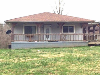 Winfield TN Single Family Home Pending - Continue To Show - F: $189,900