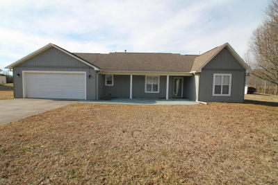 Oliver Springs Single Family Home For Sale: 108 Pleasant View Drive