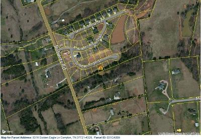 Corryton Residential Lots & Land For Sale: 5316 Golden Eagle Lane
