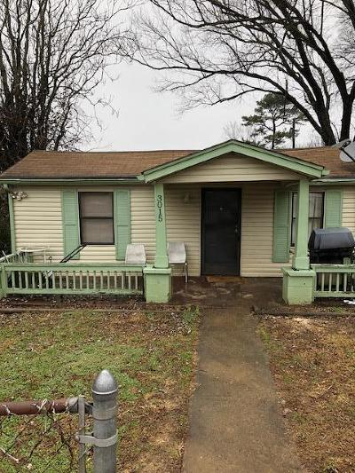 Knoxville Single Family Home For Sale: 3015 Sunset Ave