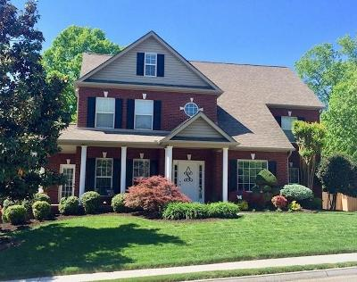 Knoxville Single Family Home For Sale: 10215 Canton Place