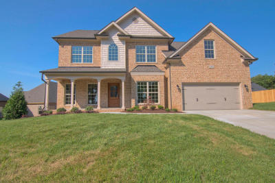 Knoxville Single Family Home For Sale: 2309 Mission Hill