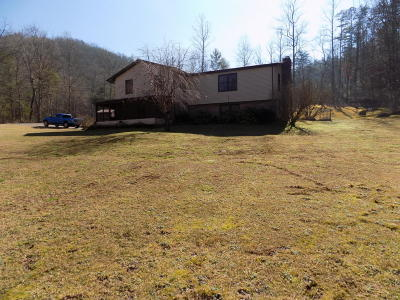 Tellico Plains Single Family Home For Sale: 3171 Smithfield Rd.
