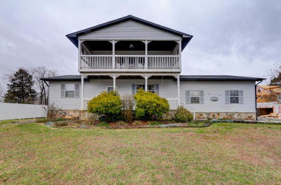 Corryton Single Family Home For Sale: 6229 McNeely Rd