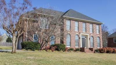 Knoxville Single Family Home For Sale: 11447 Bancroft Lane