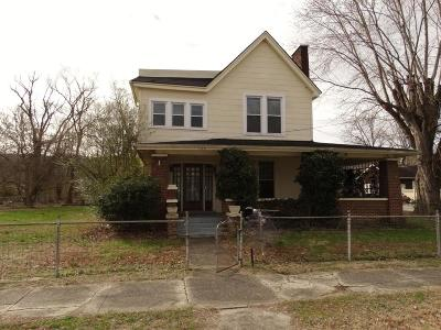 Middlesboro Single Family Home For Sale: 315 Exeter Ave