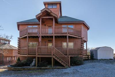 Sevierville Single Family Home For Sale: 2087 Kerr Rd