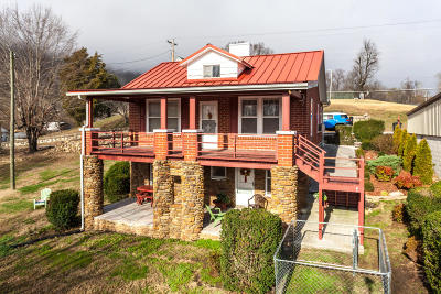 Rocky Top Single Family Home For Sale: 114 Meadow St