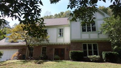 Oak Ridge Single Family Home For Sale: 122 Amanda Drive