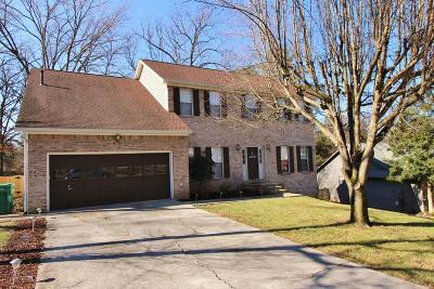 Knoxville Single Family Home For Sale: 8444 Mecklenburg Court
