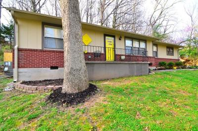 Knoxville Single Family Home For Sale: 4607 Barbara Drive