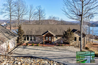 Lafollette Single Family Home For Sale: 226 Mountain Crest Drive