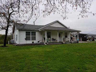 Maryville Single Family Home For Sale: 2427 Big Gully Rd