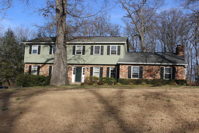 Knoxville Single Family Home For Sale: 408 Russfield Drive