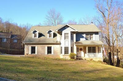 Knoxville Single Family Home For Sale: 3633 Stoneridge Drive
