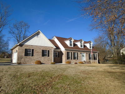 Maryville Single Family Home For Sale: 2240 Chesterfield Drive