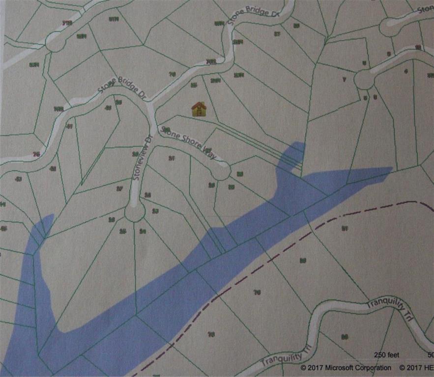 Dandridge Tn Map on