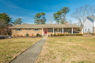 Knoxville Single Family Home For Sale: 8109 Bennington Drive