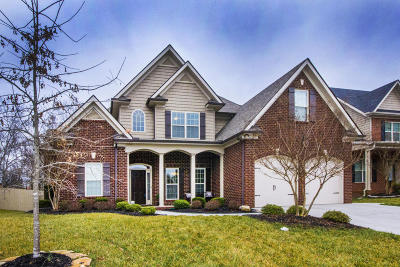 Knoxville Single Family Home For Sale: 1306 Whisper Trace Lane