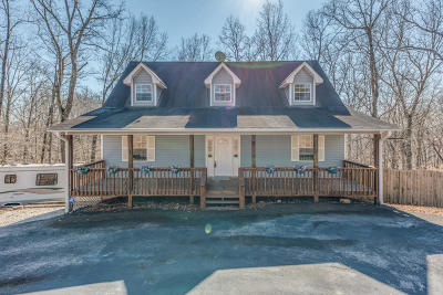 Lafollette Single Family Home For Sale: 4100 Demory Rd