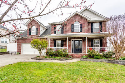 Knoxville Single Family Home For Sale: 7616 Shadewell Drive