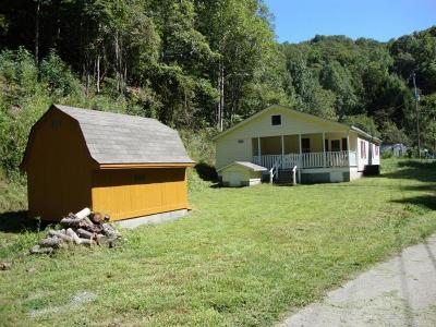 Pineville KY Single Family Home Pending - Continue To Show - F: $55,000